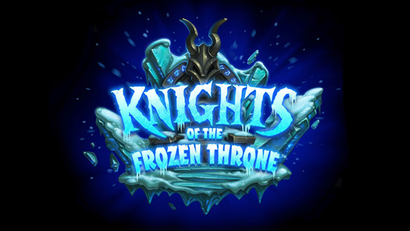 Knights Of The Frozen Throne Wallpaper: Next Hearthstone Expansion Announced Knights Of The Frozen