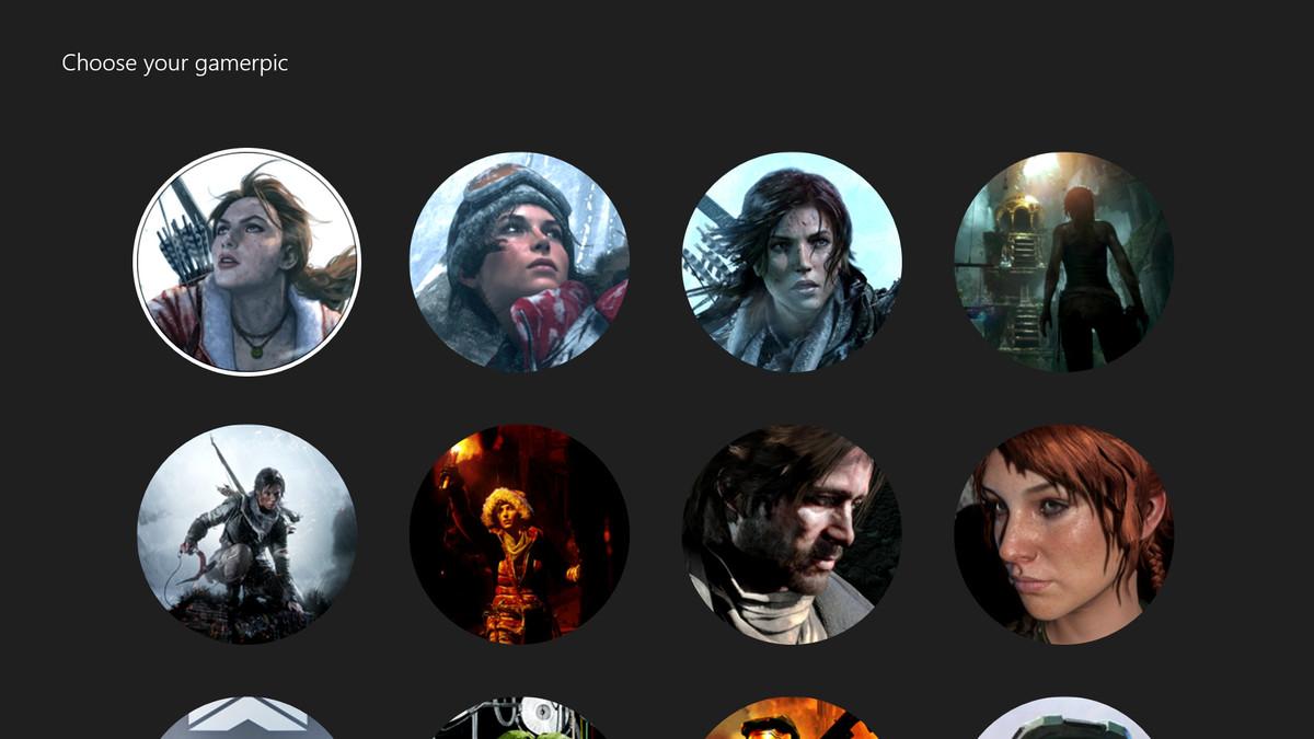 xbox one how to upload custom gamerpics avatar guide