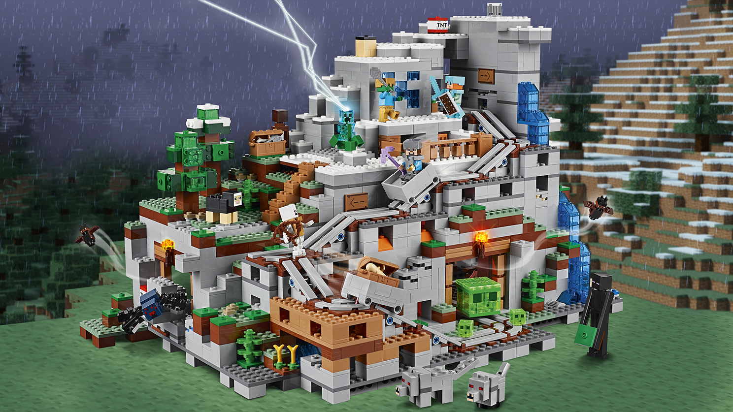 8 Incredibly Cool Video Game Lego Sets Official
