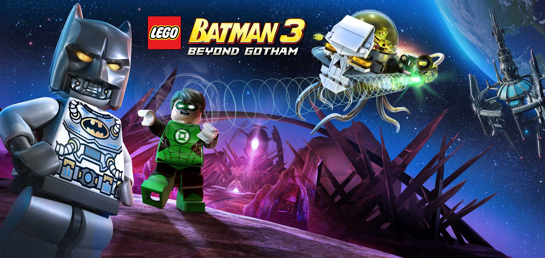 Lego Batman 3: Beyond Gotham Walkthrough | Walkthroughs ...