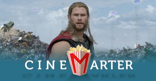 Thor Ragnarok CineMarter Banner