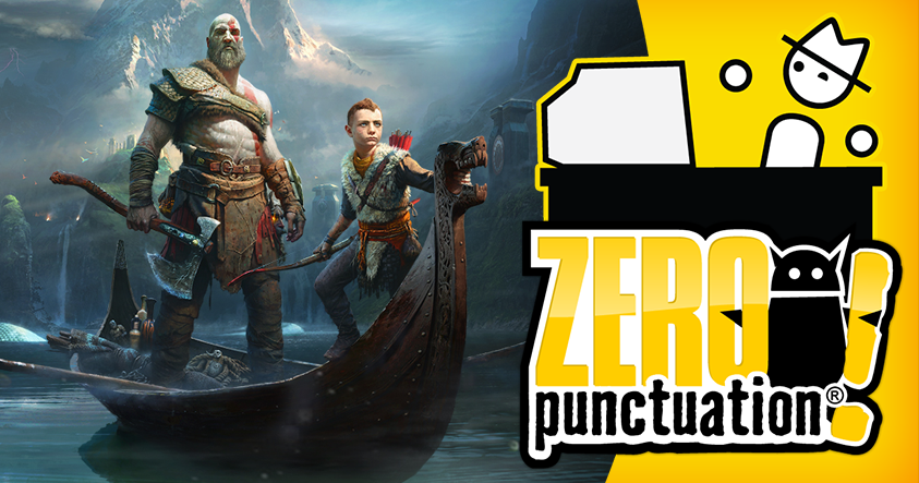 God of war zero punctuation