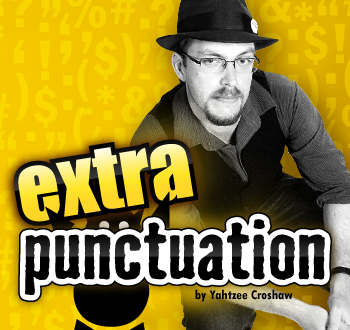 Zero punctuation fear
