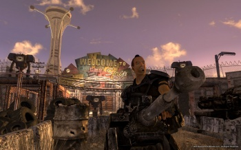 Fallout New Vegas - Large Weapon