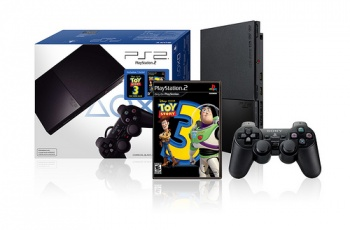 PS2 Toy Story 3 bundle
