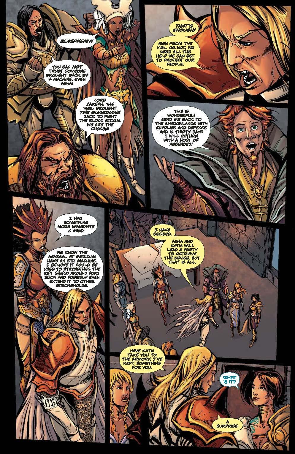 Page 5 of Telara Chronicles #2
