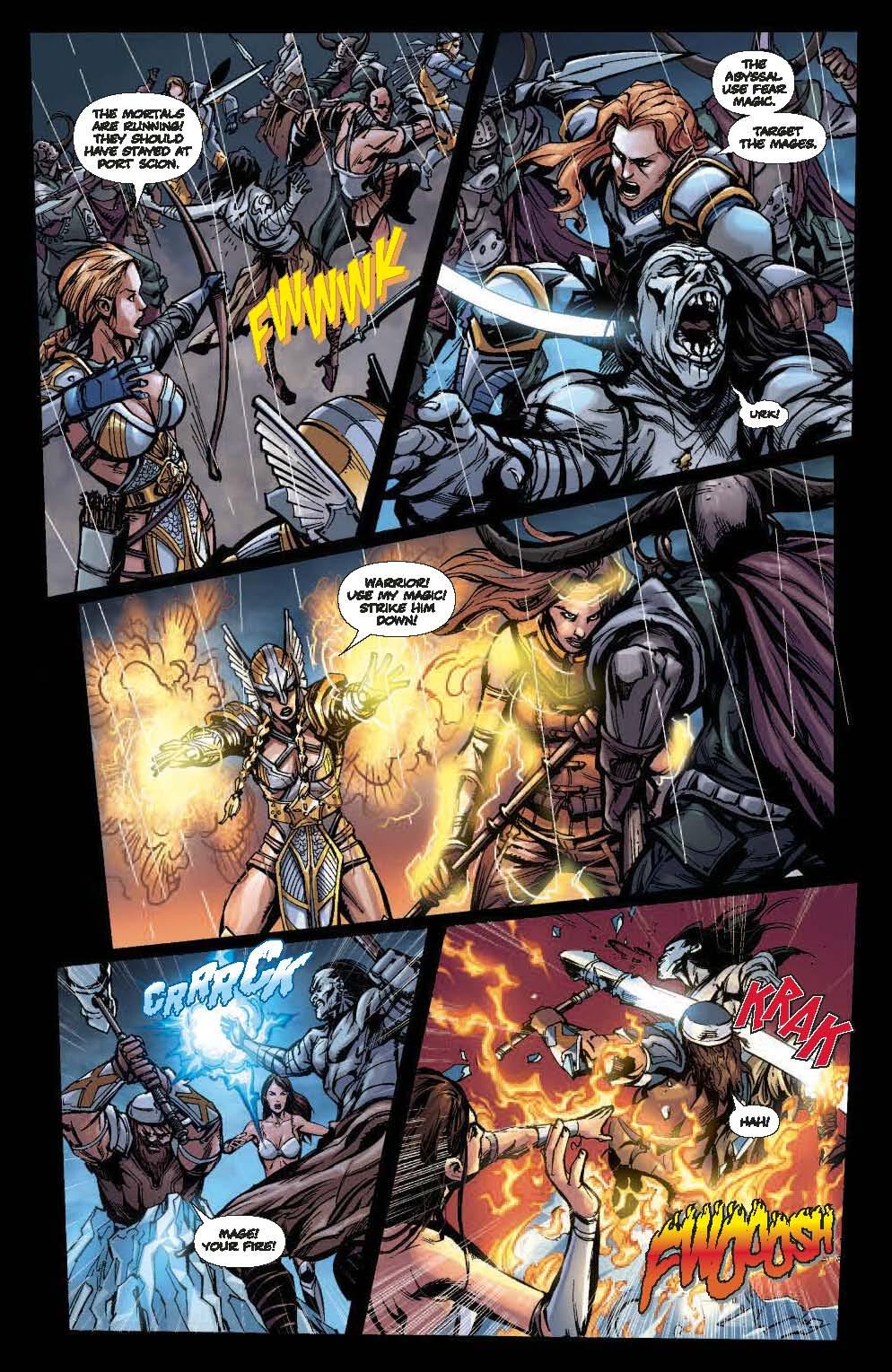 Page 7 of Telara Chronicles #2
