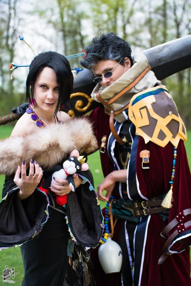 Cosplay Final Fantasi the escapist's final fantasy cosplay gallery | misc | the escapist