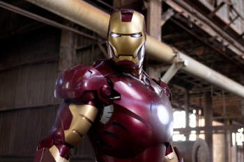 Iron Man Armour - Movie