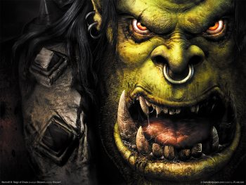 Warcraft 3 orc