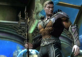Injustice Aquaman