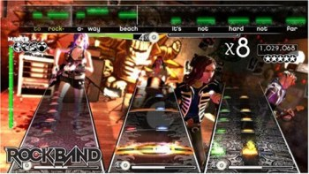 Rock Band DLC Releases Ending in April