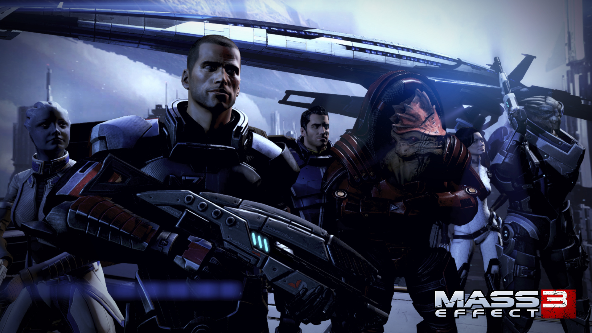 Mass Effect 3 Citadel Image