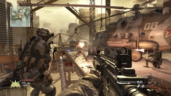 Modern Warfare Multiplayer