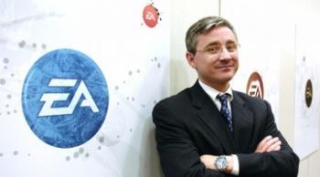 EA Labels president Frank Gibeau
