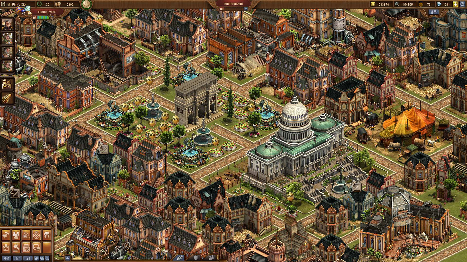 Forge of Empires Gallery | WarCry