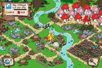 Smurfs' village for android download.