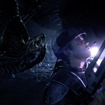 Aliens: Colonial Marines screen