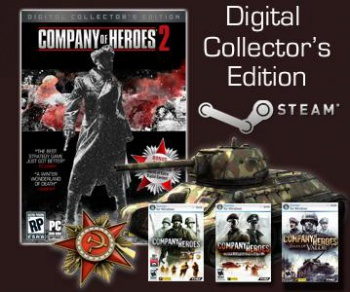 Relic Details Company Of Heroes 2 Pre Order Bonuses The Escapist