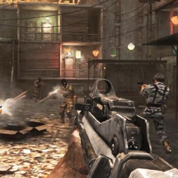 Call of Duty: Black Ops Declassified Screen 04
