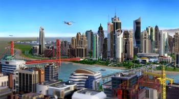 SimCity panorama