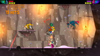 Guacamelee! Screen 11