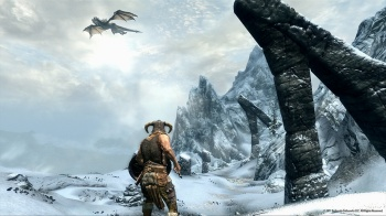 Bethesda Working On Fix For Skyrim 360 Glitch | The Escapist