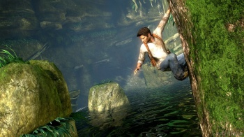 Uncharted Screen