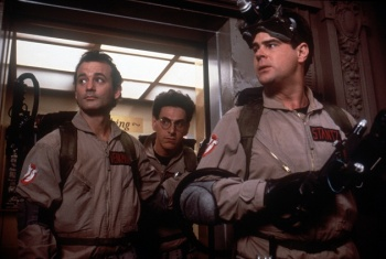 Ghostbusters Screen Grab