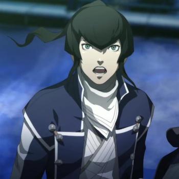 Shin Megami Tensei IV screenshot 01