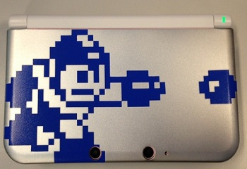 25th Anniversary Mega Man Case