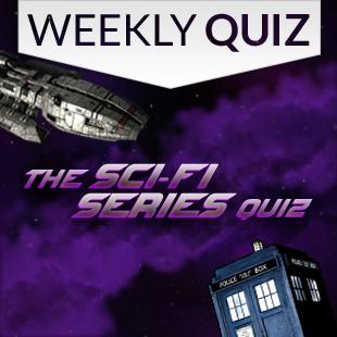 The Sci Fi Series Quiz 3x3