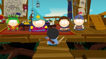 South Park: The Stick of Truth - Screen 09