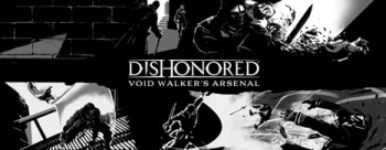 Dishonored Void Walker's Arsenal logo