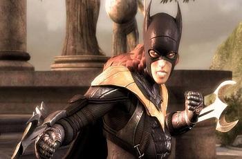 Batgirl Injustice DLC