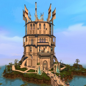 runescape 3 looking at wiz tower