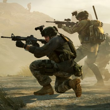 Medal of Honor screen