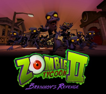 Zombie Tycoon 2 Title