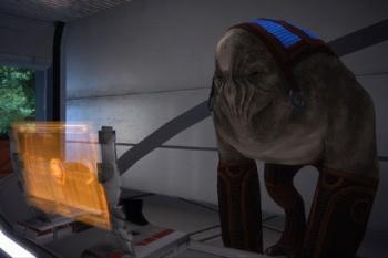 Mass Effect 1 elcor