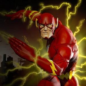 infinite crisis the flash