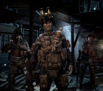 Metro: Last Light group shot