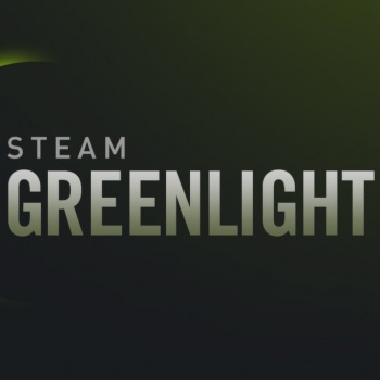 Steam Greenlight Large Logo