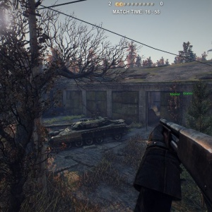 Survarium alpha
