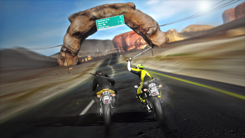 Road Redemption screenshot