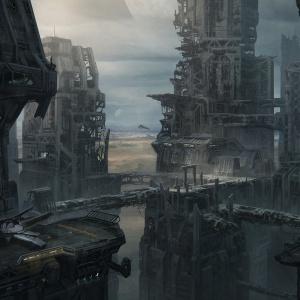 New Concept Art Shows Off Star Citizen's Environments | WarCry