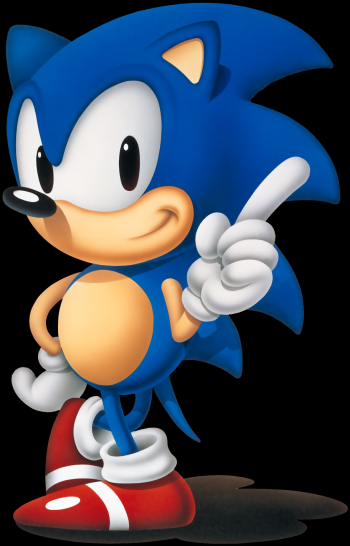 Classic Sonic the Hedgehog