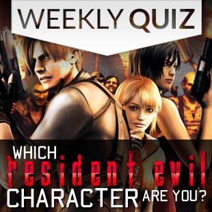 Resident Evil Quiz 3x3
