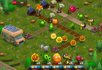 Plants vs Zombies Adventures screenshot
