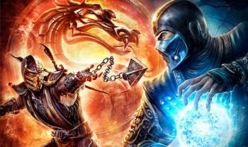 Mortal Kombat 2011 promo art