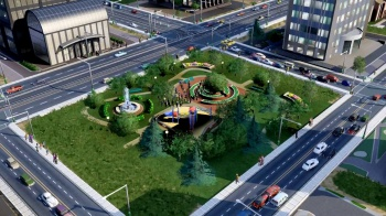 simcity park